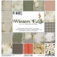 49 and Market - Winters Edge Collection - Christmas - 12 x 12 Collection Pack