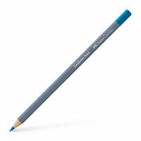 Faber-Castell - Goldfaber - Aqua Watercolor Pencil - 153 - Cobalt Turquoise