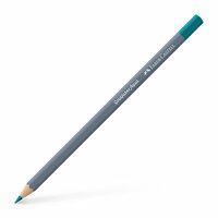 Faber-Castell - Goldfaber - Aqua Watercolor Pencil - 154 - Light Cobalt Turquoise