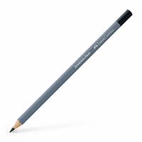 Faber-Castell - Goldfaber - Aqua Watercolor Pencil - 199 - Black