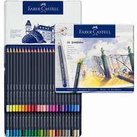 Faber-Castell - Goldfaber - Color Pencil - Tin of 48