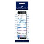 Faber-Castell - PITT Artist Pens - Lettering - Winter