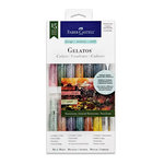 Faber-Castell - Mix and Match Collection - Color Gelatos - Translucents - 15 Piece Set