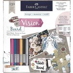 Faber-Castell - Mix and Match Collection - Kit - Vision Board