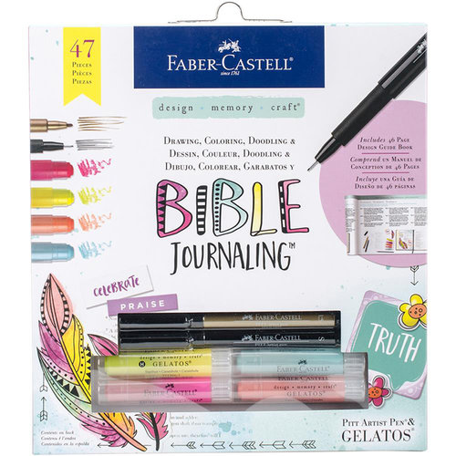 Faber-Castell - Mix and Match Collection - Kit - Bible Journaling