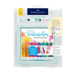 Faber-Castell - Mix and Match Collection - Kit - Intro to Watercolor with Gelatos