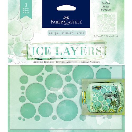 Faber-Castell - Ice Layers - Bubbles
