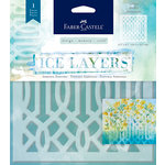 Faber-Castell - Ice Layers - Lattice