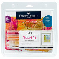Faber-Castell - 20 Minute Studio - Abstract Art for Beginners