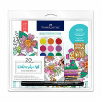 Faber-Castell - Mix and Match Collection - Kit - Watercolor Art for Beginners