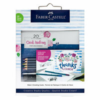 Faber-Castell - 20 Minute Studio - Card Making for Beginners