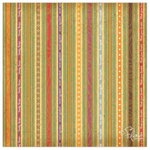 Flair Designs - Keep on Cooking Collection - 12x12 Paper - In the Kitchen Stripe, CLEARANCE