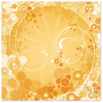 Flair Designs - Summer Daze Collection - 12 x 12 Paper - Walking On Sunshine, CLEARANCE