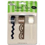 Flair Designs - Trim with Flair - Self Adhesive Paper Trim - The Basics