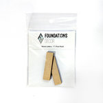 Foundations Decor - Wood Crafts - Wood Letters - I