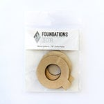 Foundations Decor - Wood Crafts - Wood Letters - Q