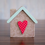 Foundations Decor - Family Collection - Wood Crafts - Family House