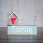 Foundations Decor - Family Collection - Vinyl - Family Sticker