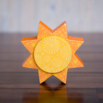 Foundations Decor - Summer Collection - Wood Crafts - Summer Sun