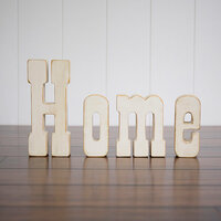 Foundations Decor - Home Collection - Wood Crafts - Home