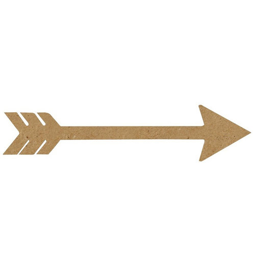 Foundations Decor - Wood Crafts - Feathered Arrow