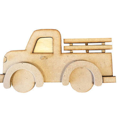Foundations Decor - Everyday Collection - Wood Crafts - Pickup