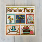 Foundations Decor - Autumn Time Shadow Box Kit