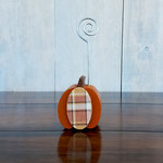 Foundations Decor - Wood Crafts - Place Card Holder - Thanksgiving