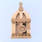 Foundations Decor - Spring Collection - Wood Crafts - Bird Cage