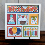 Foundations Decor - Birthday Shadow Box Kit