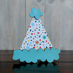 Foundations Decor - Wood Crafts - Home - Birthday O - Birthday Hat