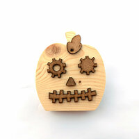 Foundations Decor - Halloween - Wood Crafts - Small Steam Punk'n