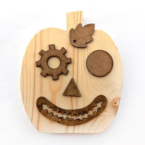 Foundations Decor - Halloween - Wood Crafts - Large Steam Punk'n