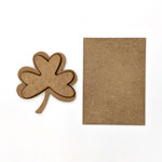 Foundations Decor - Wood Crafts - Clover Kit for Welcome Slat Sign