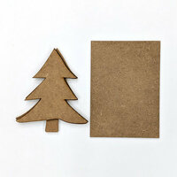 Foundations Decor - Wood Crafts - Tree Kit for Welcome Slat Sign