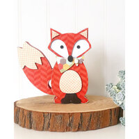 Foundations Decor - Wood Crafts - Fox
