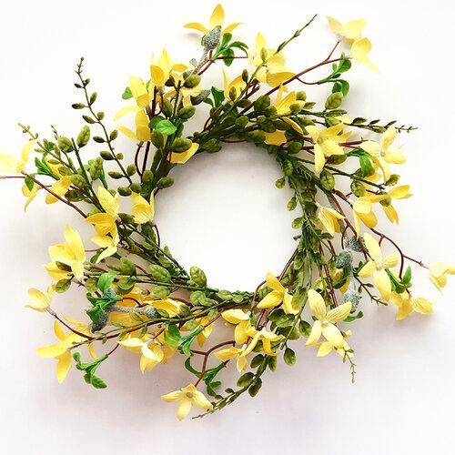 Foundations Decor - Accessory - Spring Wreath