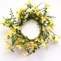 Foundations Decor - Accessory - Spring Wreath