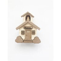 Foundations Decor - Home Collection - Monthly O - Time For Class Schoolhouse