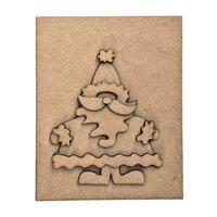 Foundations Decor - Block Countdown Calendar - December and Christmas Add-On