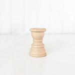 Foundations Decor - Designer Base - 2.5 Candlesticks