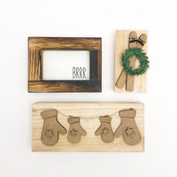 Foundations Decor - Monthly Kit for Tiered Tray - January Kit