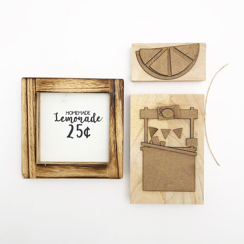 Foundations Decor - Monthly Kit for Tiered Tray - August Kit