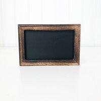 Foundations Decor - Tray Decor - Chalkboard