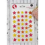 Freckled Fawn - Enamel Stars - Neon