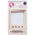 Freckled Fawn - Wood Frames - Remember