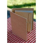 FarmHouse Paper Company - Dry Goods Collection - 7 x 9 Craft Album