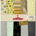 FarmHouse Paper Company - 302 Collection - 12 x 12 Paper Pack - FYI
