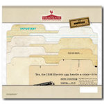 FarmHouse Paper Company - 302 Collection - Rolodex Cards