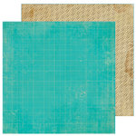 FarmHouse Paper Company - 302 Collection - 12 x 12 Double Sided Paper - ASAP